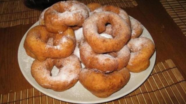 Как испечь пончики в домашних условиях 49